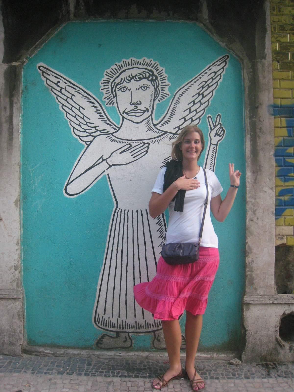 emili lisbon free tour guide